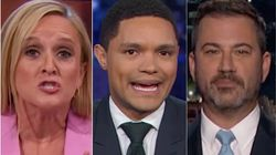 Late-Night TV Hosts Savage Trump Over Mueller