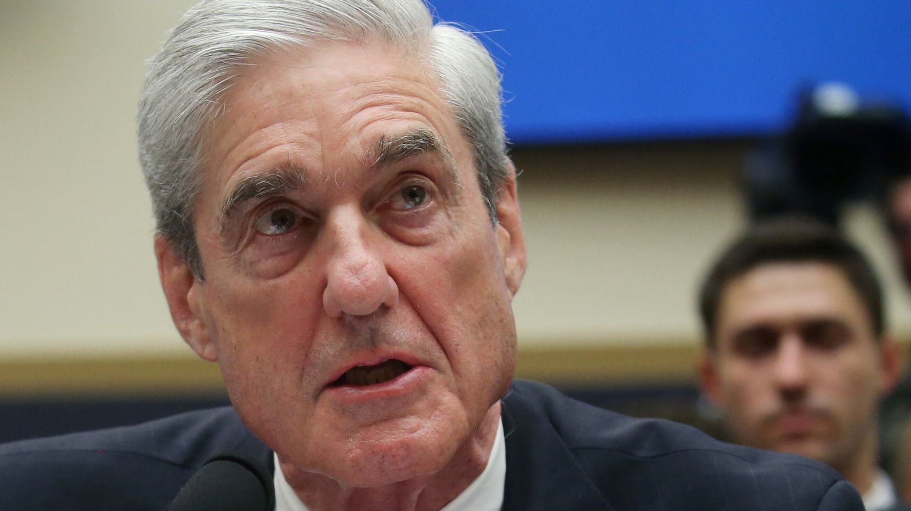 Mueller Inadvertently Gives The World A Blistering New Catchphrase