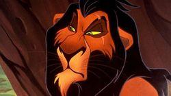 Scar, el malo de 'El rey león', existe de