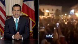Il governatore di Porto Rico si dimette. Esplode la gioia dei manifestanti e di Ricky