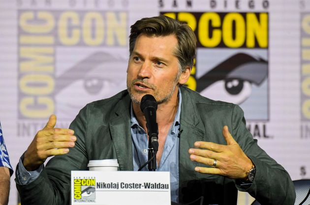 Nikolaj Coster-Waldau was booed at Comic Con last