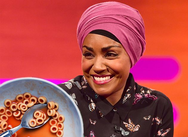 Nadiya Hussain Puts Spaghetti Hoops In Fish Pie – And People Cant Get On Board