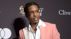 A$AP Rocky Charged With Assault In