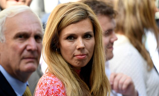 Carrie Symonds, la nuova