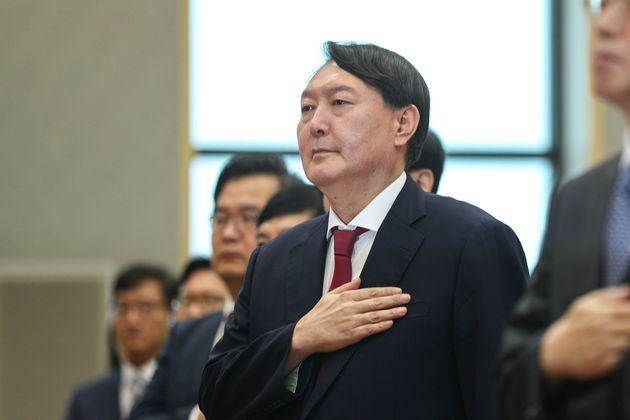 윤석열 신임 검찰총장이 취임사에서 강조한 3가지