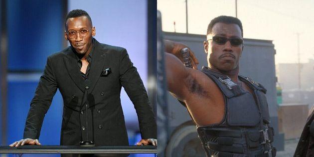 """Le retour de """"Blade"""" avec Mahershala Ali a été """"une surprise"""" pour Wesley Snipes"""