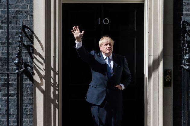 영국 보리스 존슨 총리의 취임일성 : '10월말에 무조건