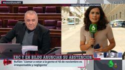 Ferreras hace un comentado vaticinio en 'Al Rojo Vivo':