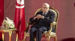 Le président tunisien Béji Caïd Essebsi est