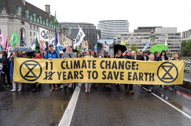 Extinction Rebellion Calls Off Latest Plan To Disrupt Heathrow Airport With Drones