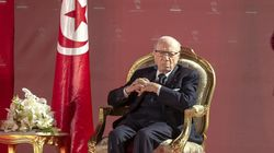 Décès du président tunisien Béji Caid
