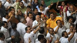 Karnataka BJP Leaders Wait For Nod From Central Leadership To Stake