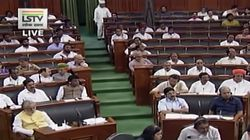 BJP Ally JD(U) Stages Walkout From Lok Sabha Over Triple Talaq