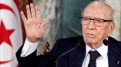 Décès du Président de la République tunisienne Beji Caid Essebsi ce matin, 25 juillet