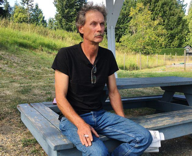 Alan Schmegelsky, le père de Bryer