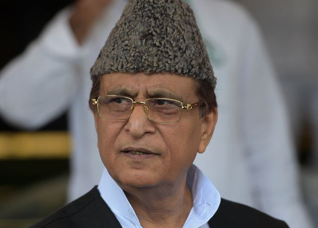 Azam Khan's Objectionable Remark On BJP's Rama Devi Sparks Uproar In Lok