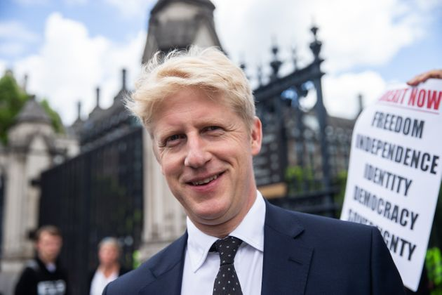 Jo Johnson – Who Quit Government To Campaign For A Second Referendum – Has Joined His Brothers Brexiteer Cabinet
