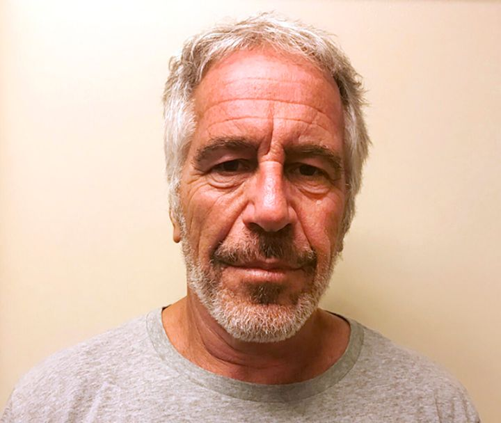 Jeffrey Epstein, seen in a photo provided by the New York State Sex Offender Registry, was reportedly found injured in his ja