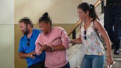 Κρήτη: Προφυλακιστέα η τουρίστρια που έσφαξε με ψαλίδι τον σύντροφό