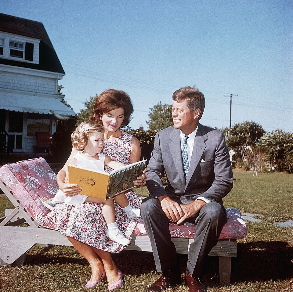Jackie Kennedy Onassis' Iconic Style, From Her Teen Days To