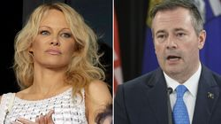Pamela Anderson Renews Stampede Plea To Premier 'Before More Horses