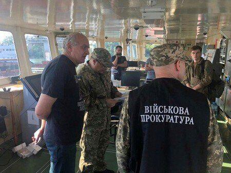 Ουκρανία: Συναγερμός με «σύλληψη» ρωσικού τάνκερ - Βίντεο ντοκουμέντο από το