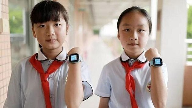 En Chine, les parents surveillent leurs enfants grâce à une