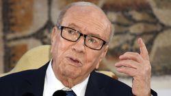 Muere Beji Caid Essebsi, el primer presidente democrático de