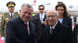 La Jordanie annonce un deuil de 3 jours après le décès de Béji Caid