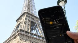 Paris Hits Sweltering New Heat