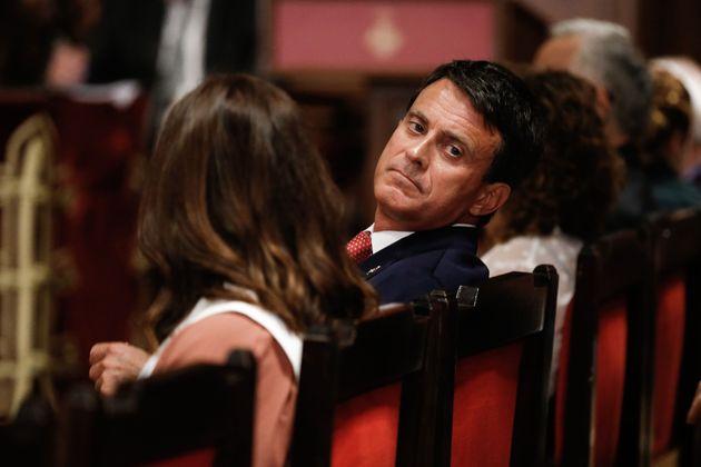 Valls atiza a Rivera por sus formas contra Sánchez: