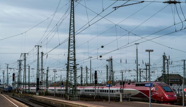 Canicule: Thalys cesse les ventes de billets sur toutes ses