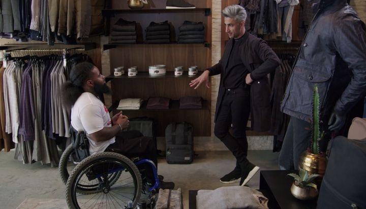 I Love 'Queer Eye.' I Don't Love The Way It Portrayed People With Disabilities.
