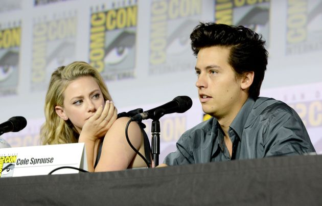 With their relationship status unclear, fans of Lili Reinhart and Cole Sprouse are divided on whether...