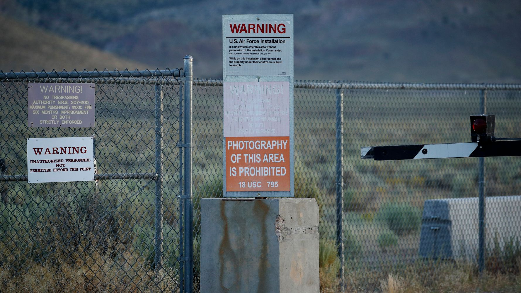 Nevada Senator: Don't Storm Area 51