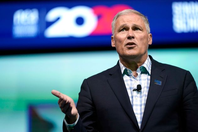 White House Contender Jay Inslee Rolls Out A Plan To Restore Unions, Boost