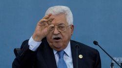 L'Autorité palestinienne va cesser de respecter les accords avec