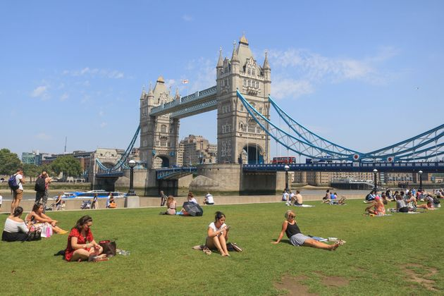 A Heatwave Is Now 30 Times More Likely Than Pre-Industrial Revolution, Met Office Warns