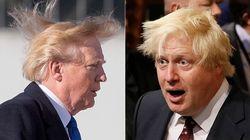 Boris Johnson and Donald Trump Are Peak White Male
