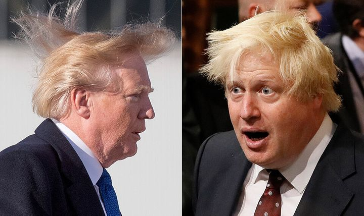 Time may be up for President Donald Trump and Prime Minister Boris Johnson.