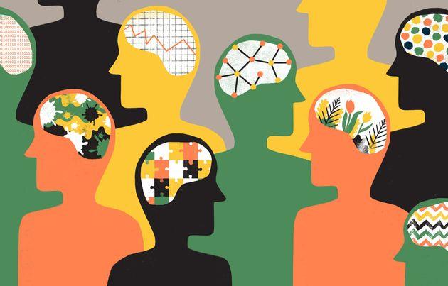 Une personne autiste éprouve de grandes difficultés à regarder son interlocuteur...