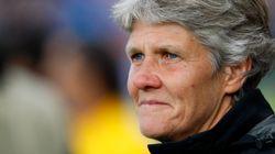 Pia Sundhage, a craque que promete novo rumo à seleção feminina de futebol no