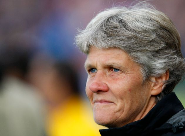 Nesta semana,CBF confirmou sueca Pia Sundhage como nova treinadora da seleção brasileira...
