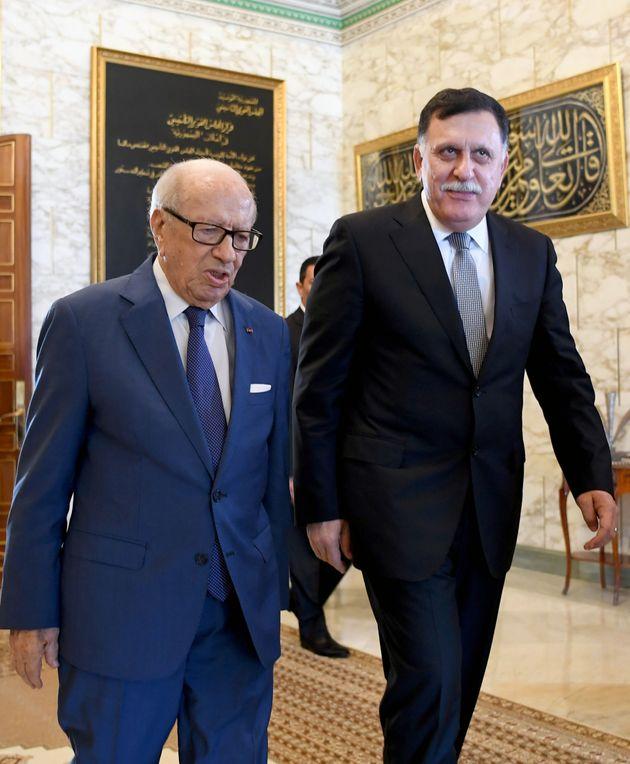 Décès de Béji Caid Essebsi: L'Algérie et la Libye décrètent un deuil national de 3