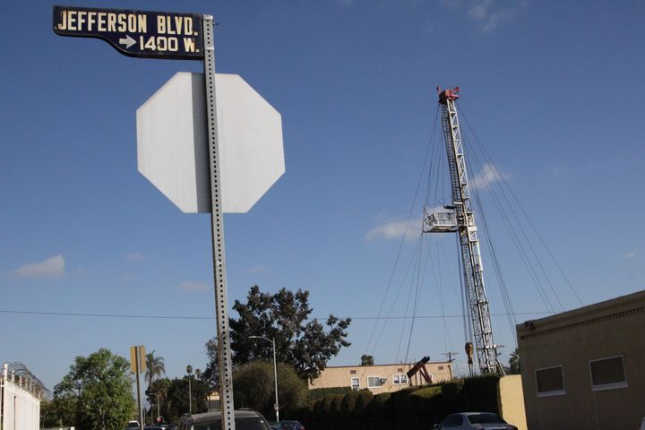 For decades, the Jefferson Boulevard oil drilling site has been a noisy, polluting fixture in South Los Angeles.