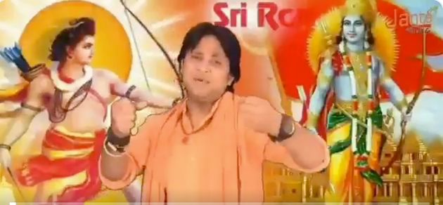 'This Is All About Hindutva,' Says Singer Of Jo Na Bole Jai Shri