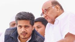 Sharad Pawar's Third Generation On The Verge Of War Over Political