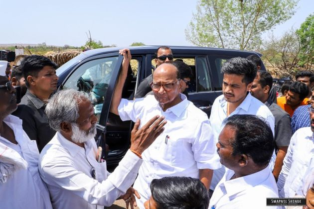 Sharad Pawar's Third Generation Slug It Out Over Political