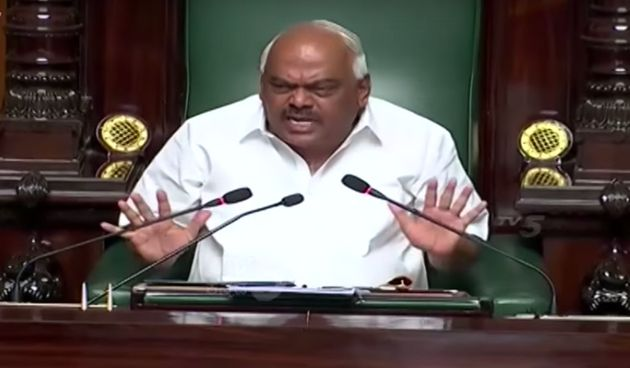 Karnataka Speaker Disqualifies 3 Congress MLAs Till 2023, Decision On Other Rebels In A Few