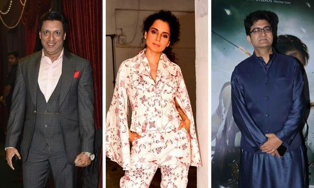 Kangana Ranaut, Prasoon Joshi, Others Hit Back Against Open Letter To